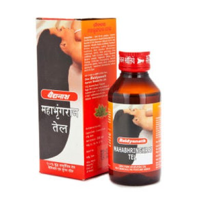 Baidyanath Mahabhringraj hair oil 100 ml