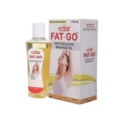 Jolly Fat Go Anticellulite 110ml Oil combo of 2 pc