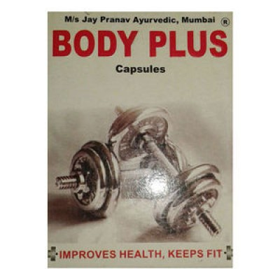 Body Plus 30 Capsules - ayurvedic weight gain capsules