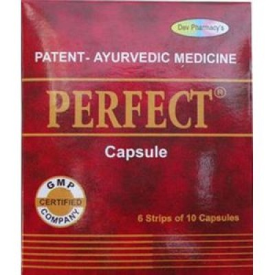 Dev Pharmacy Perfect 60 Capsule for weight gain